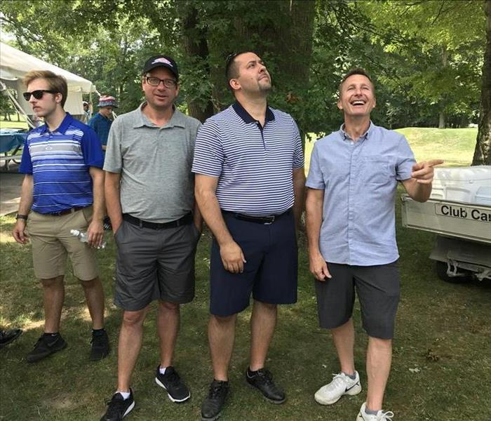 The Independent Insurance Agents of Mahoning County Golf Outing at Mill Creek Golf Course