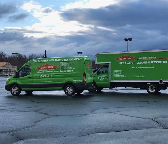 SERVPRO of West Mahoning County Gallery Photos