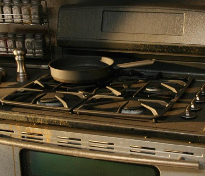 Kitchen Fire Cleanup in Youngstown, Ohio