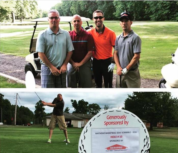 Mathews High School Golf Outing 2016