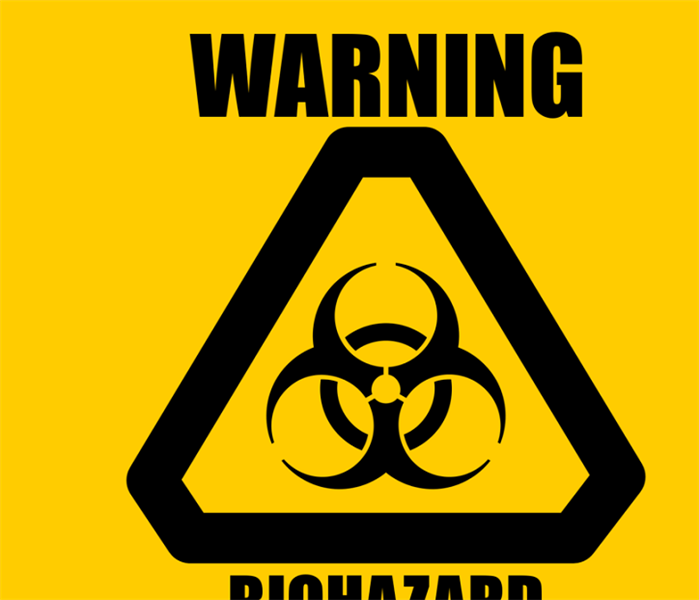 Biohazard Bio-hazard Clean Up