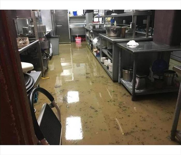 Commercial Commercial Flood Damage Cleanup in Pittsburgh PA