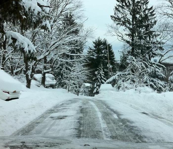 Storm Damage Mahoning County Winter Storm Safety Checklist