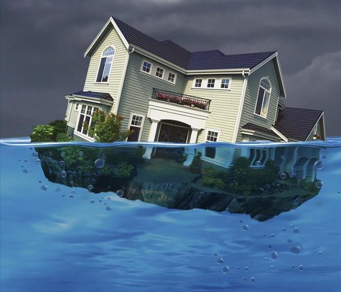 Water Damage Natural & Man Made Floods