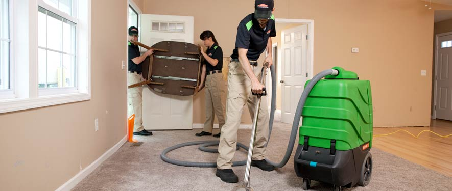 Canfield, OH residential restoration cleaning